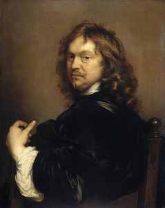 Adriaen Hanneman - Self-portrait