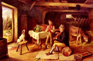 Charles Hunt - A Cottage Concert