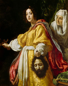 Cristofano Allori - Judith With The Head Of H..