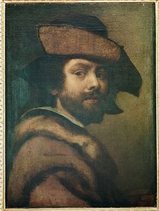 Cristofano Allori - Self Portrait