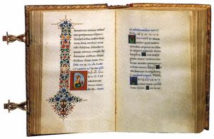 Francesco Rosselli - Book Of Hours Of Lorenzo ..