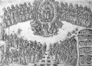 Francesco Rosselli - The Last Judgment