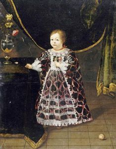 Sante Peranda - Portrait Of A Girl By A T..