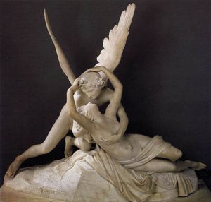 Antonio Canova - Amor and Psyche