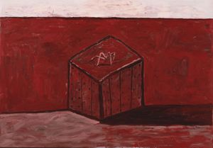 Philip Guston - Box and Shadow