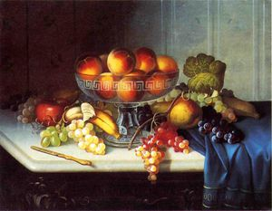 Carducius Plantagenet Rea.. - Still Life - Fruit and Kn..