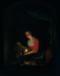 Johannes Rosierse - Filling the kettle