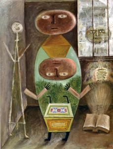 Victor Brauner - Untitled (555)