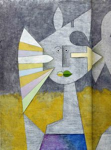 Victor Brauner - Untitled (540)