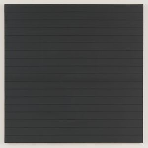 Agnes Martin - Untitled #6