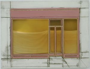 Christo - Store front project