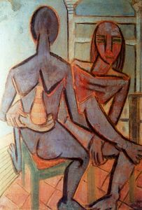 Wifredo Lam - Untitled (707)