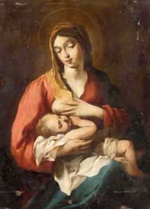 Jean Tassel - The madonna and child