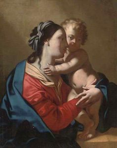 Jean Tassel - The Virgin and Child