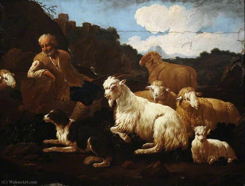 картинки пастухов и пастушек таких случаях капеллины