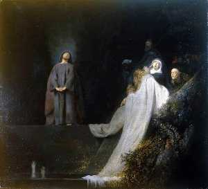 Jan Andrea Lievens - The Raising of Lazarus