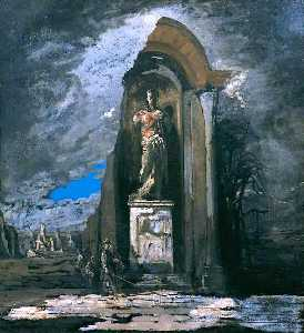 James Ferrier Pryde - The Monument