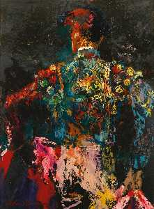 Leroy Neiman - Suit of Lights