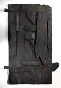 Louise Nevelson - Gate V, from the Garden G..