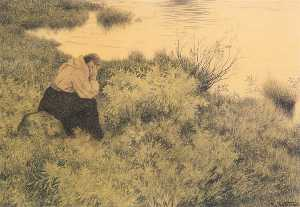 Theodor Kittelsen - Me, me, me, me they will ..