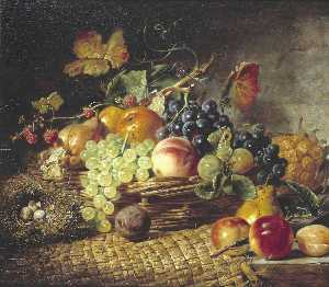 George Lance - Fruit ('The Autumn Gift')