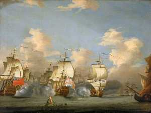 Isaac Sailmaker - The Battle of Cape Passar..