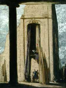 James Ferrier Pryde - The Black Pillar