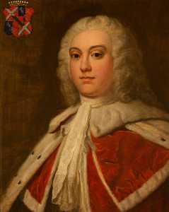 Edward Travanyon Haynes - Herbert (d.1758), 2nd Vis..