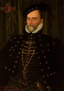 Edward Travanyon Haynes - William Herbert (d.1570),..