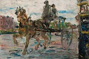 Jack Butler Yeats - The Learner