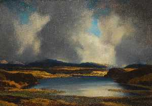 David Young Cameron - The Wilds of Lorne