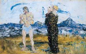Jack Butler Yeats - The Mystery Man