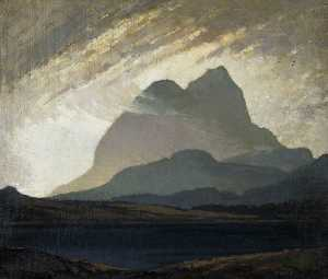 Thomas Callender Campbell.. - Suilven, Sutherland