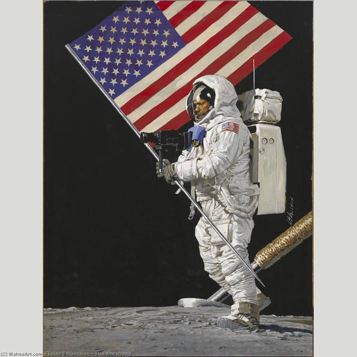фото космонавта армстронга корабль алыми парусами