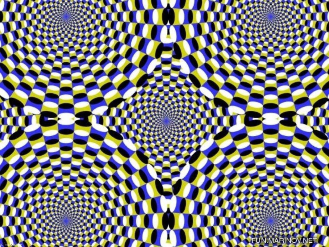 Картинки иллюзии, картинки