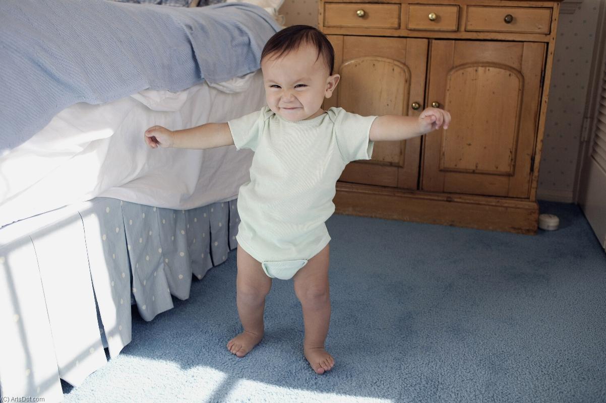 Поздравление с первыми шагами малыша в прозе