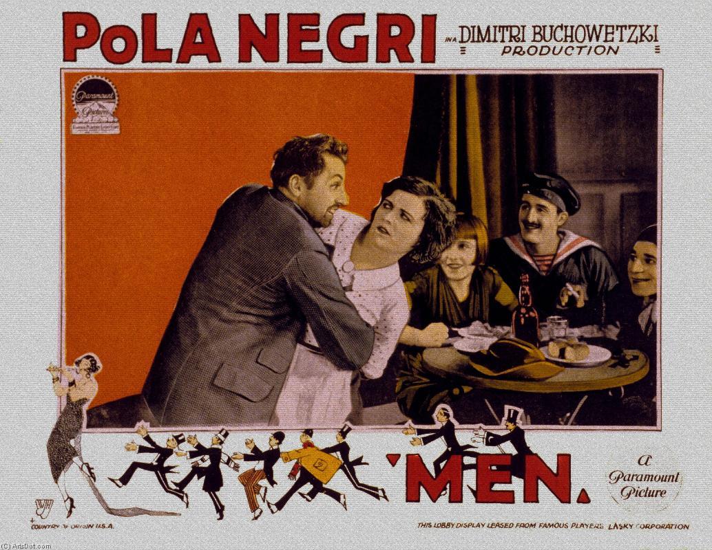 Pola Negri T Movie Posters Vintage America Ac586u Fine