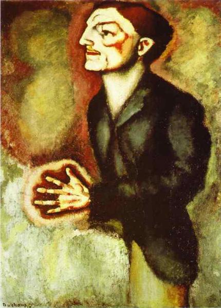 Resultado de imagen de marcel duchamp pinturas