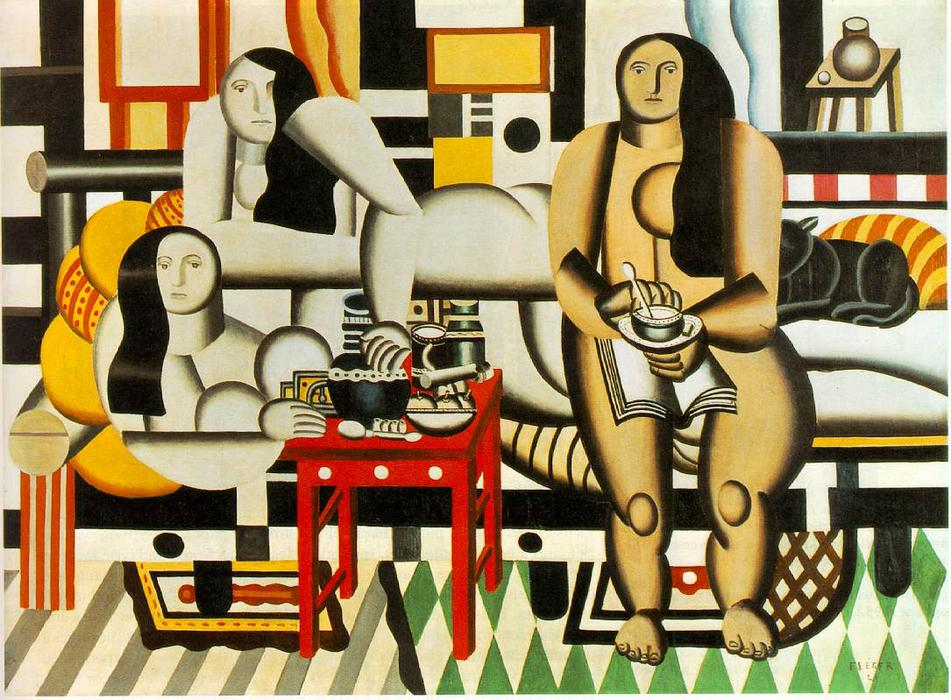 Obras de Fernand Léger