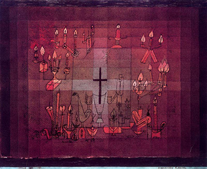 analysis of paul klees possibilities at Paul klee, (born december 18, 1879, münchenbuchsee, near bern, switzerland—died june 29, 1940, muralto, near locarno), swiss-german painter and draftsman who was one of the foremost artists of the 20th century.