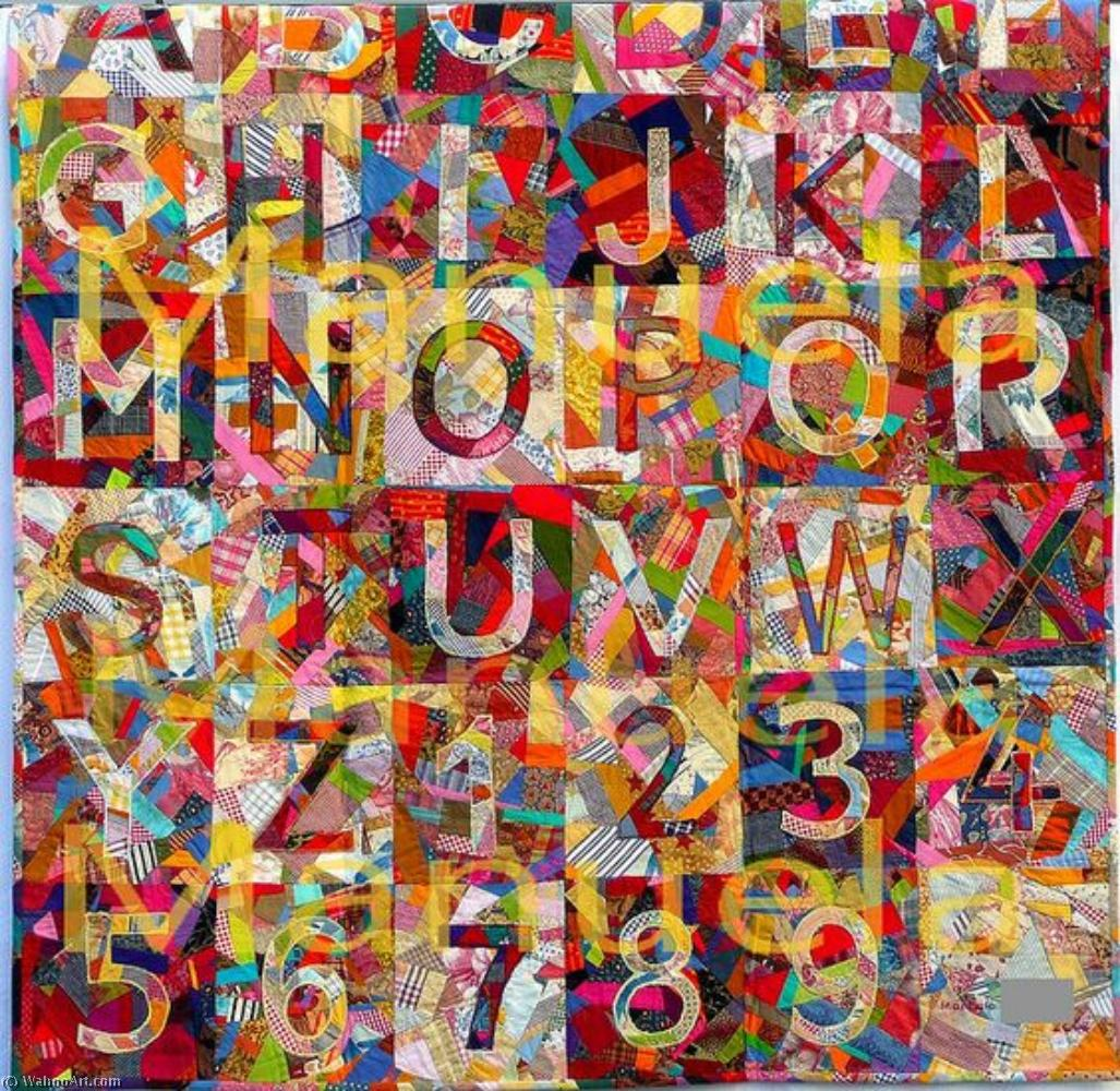 Oval Office Paintings Order And Disorder By Jasper Johns