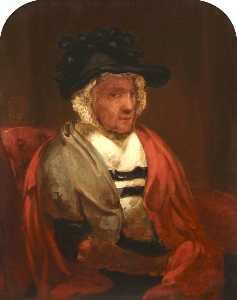 John Russell - Mrs Charles Wesley in Old..